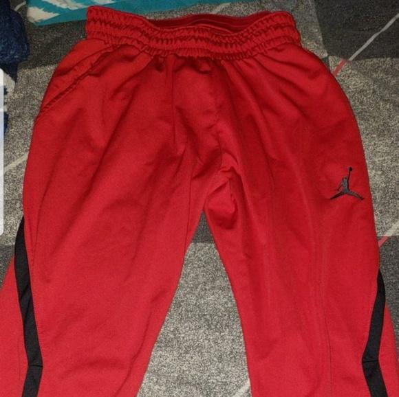 Jordan Pants \u0026 Jumpsuits | Red Jordan